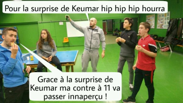 Surprise 1/2