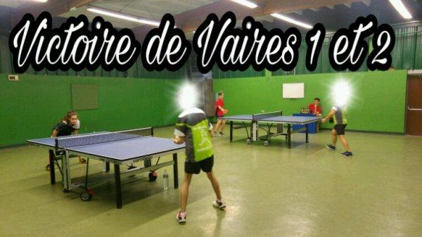 Championnat de Paris J1