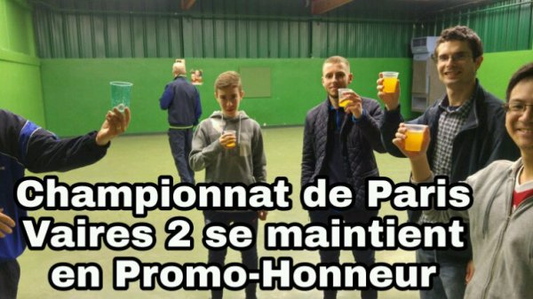 Championnat de Paris
