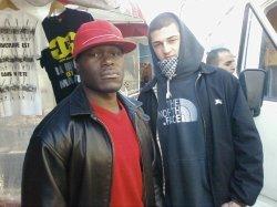 foto de 10Mé et Orosko raricime(guetto fabolous gang)