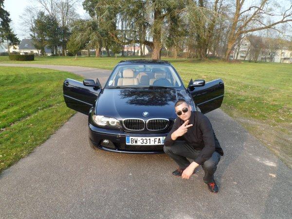 Mon Bolide signer BMW