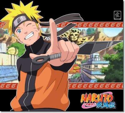 Naruto Uzumaki 10 octobre
