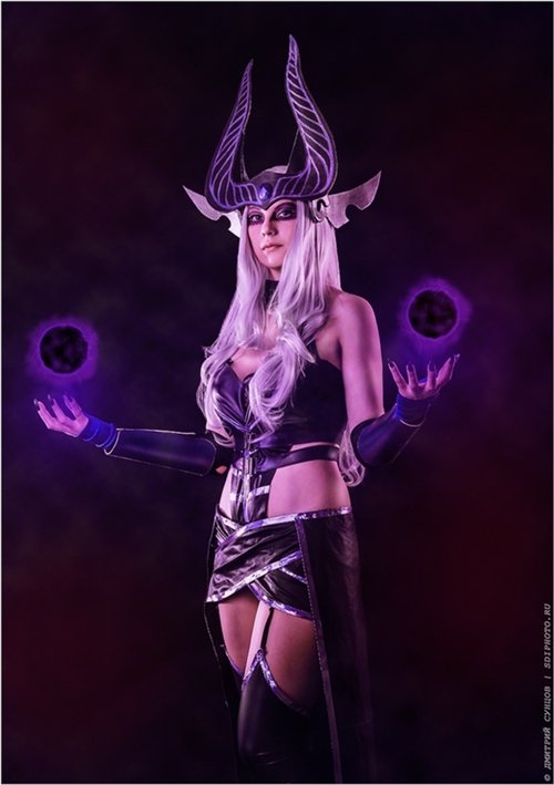 League of Legends : Syndra
