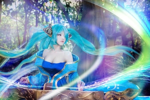 League of legends : Sona