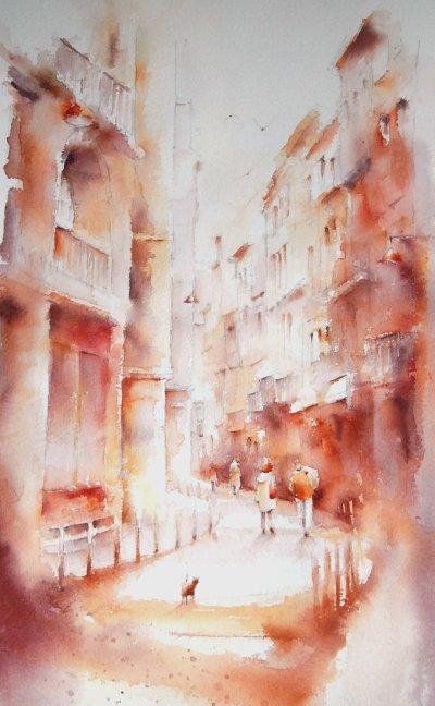 Un matin à Bordeaux