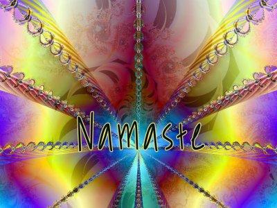 Namaste! Namaste!