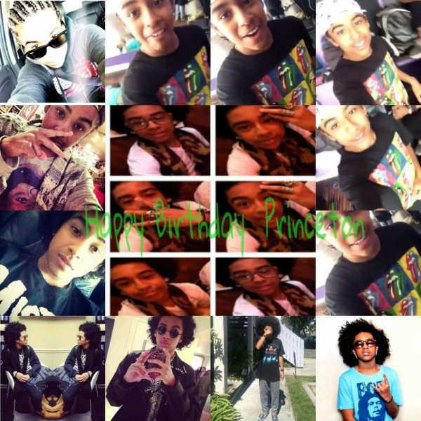 happy birthday princeton