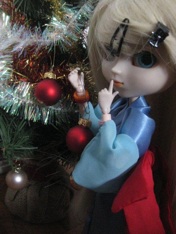 PullipAcademy→thème de Décembre  : Noël