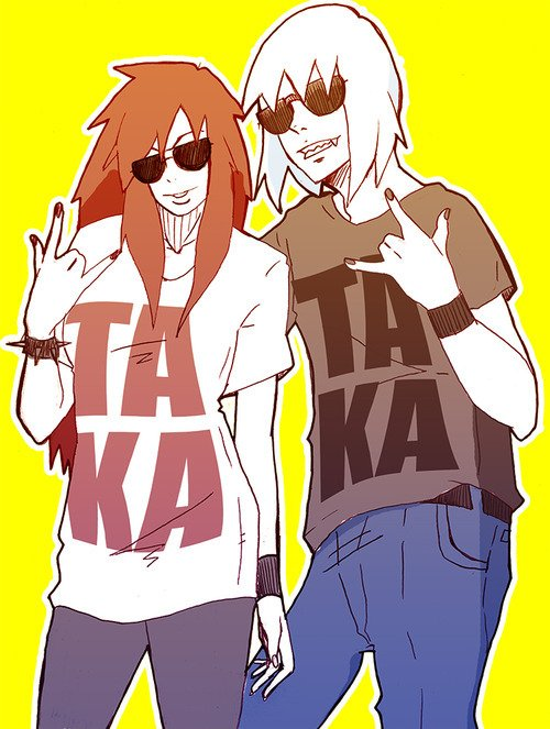 Pack Suigetsu & Karin - Suite -