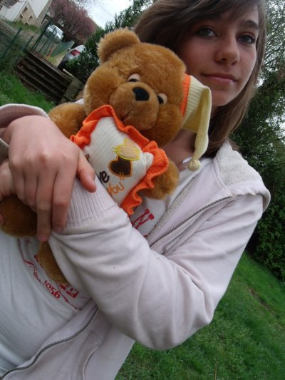 ♥ Moment Nounours ♥