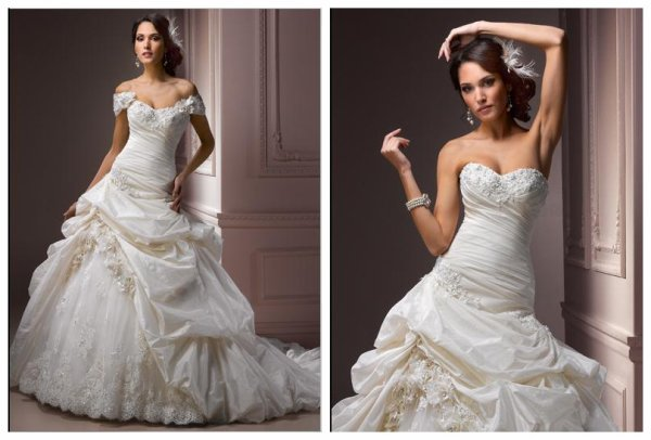 Have You Heard of 2 in 1 Wedding Dresses - WilmaDunn\'s blog