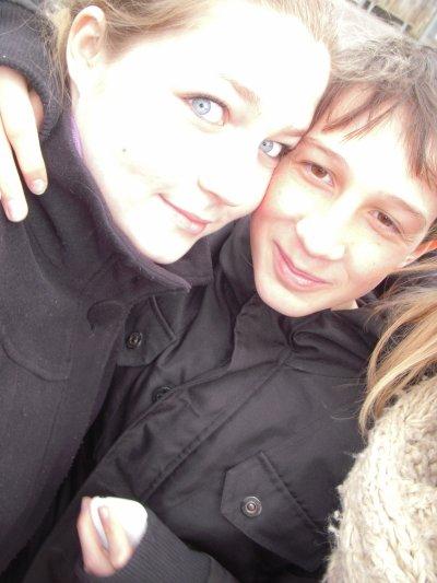 J & E , Une amitié qui ne fait que commencer .. ♥