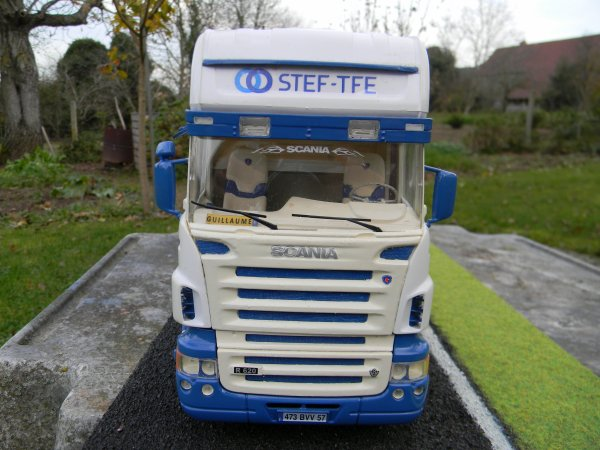 "Scania R620 ""Transport STEF TFE"""