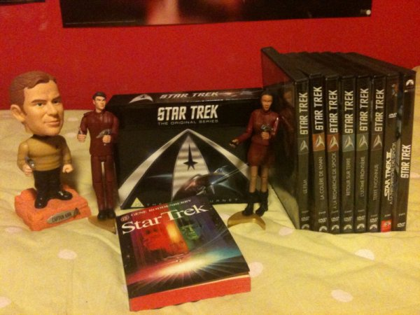 Space, the final frontier. These are the voyages of the starship Enterprise. Its five year mission: to explore strange new worlds, to seek out new life and new civilisations, to boldly go where no man has gone before.