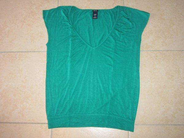 Tshirt en V Gap taille S/M