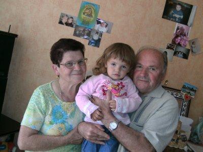 mon papa et ma maman et ma fille