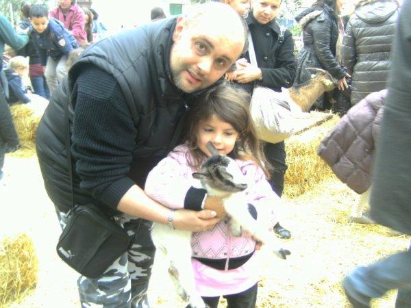 mon homme et ma fille