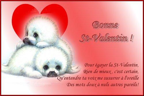 14 février  Saint Valentin 2014