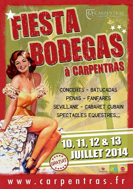Fiesta Bodegas 2014