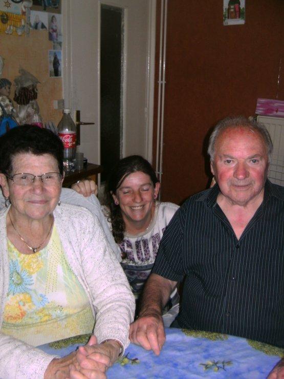 moi et mon papa et ma maman et ma fille