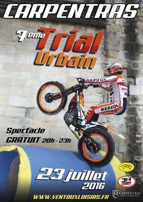 Trial urbain 2016