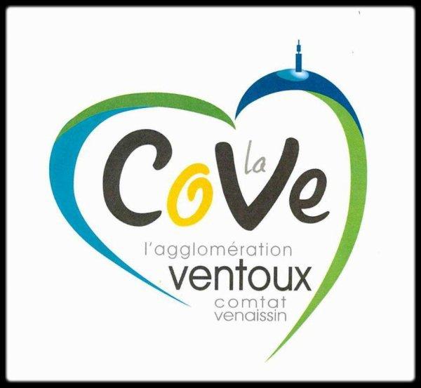 LE nouveau logo de la cove