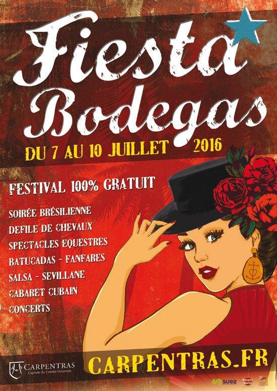 Fiesta Bodegas 2016