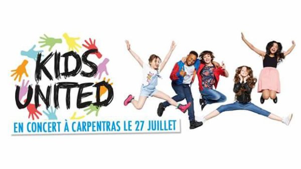 kids united le concert à carpentras