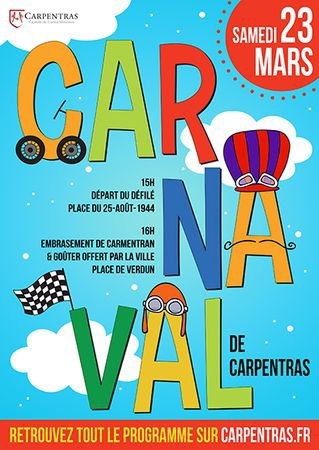 Carnaval de carpentras 2019