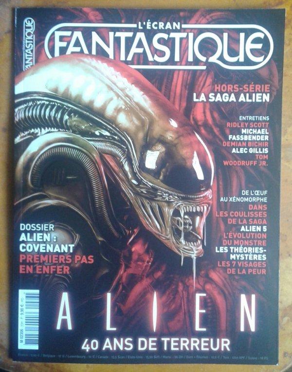 Moi qui en voulais une autre dose, après avoir terminé ''Alien Isolation'', ce magazine tombe à pique !