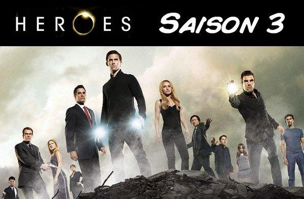 Heroes - Saison 3