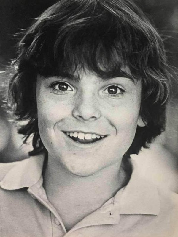 A 10 year old Jack Black, 1979.