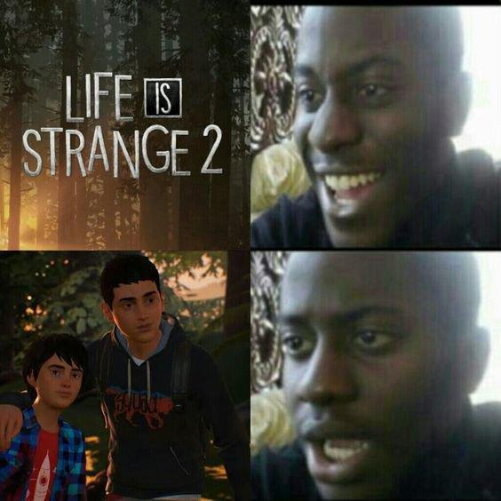 Life is Strange 2 - Humour