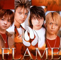 Flame - Close my eyes