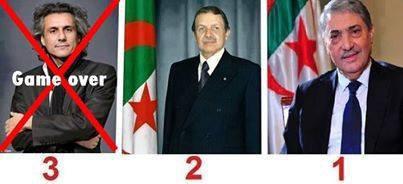 Juste en Algérie il a fini avant même de commencer ! Merde a ce pays !