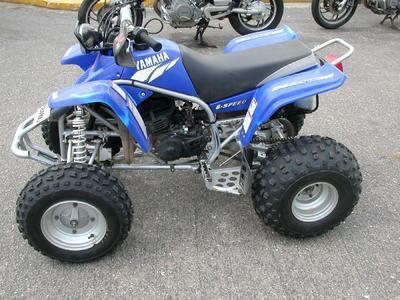 moto yamaha kwad
