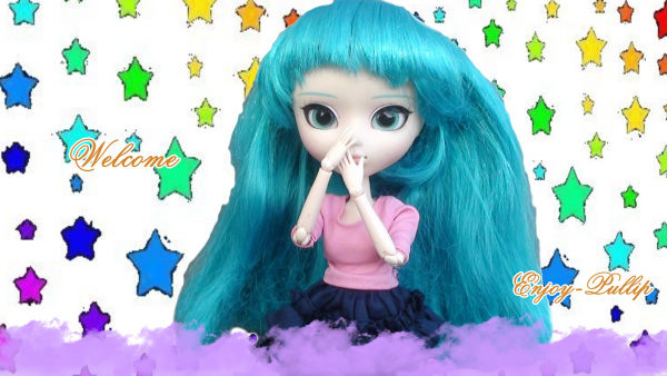 Welcome To My Enjoy-Pullip !!