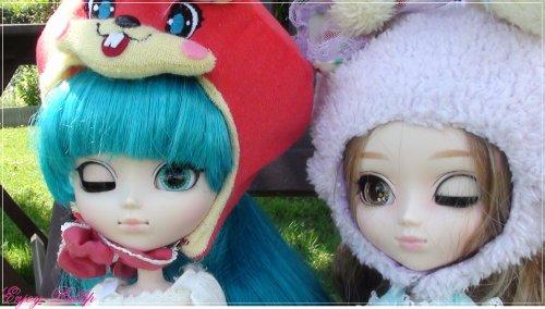 Sakura et Camille ♥