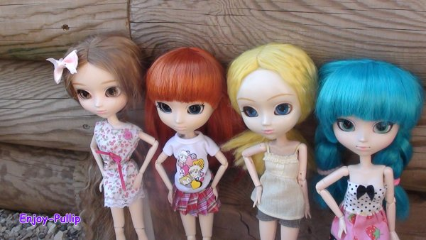 Photo avec 44pullip (Partie 1)