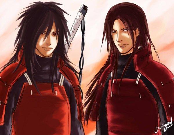 Romance aux portes de la quatrième grande guerre ninja (Naruto Shippuden)