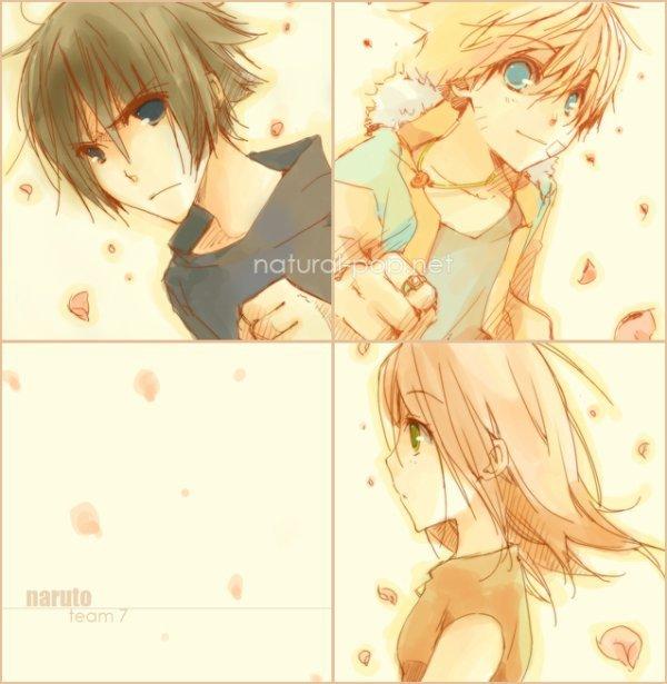 Sondage Naruto couples !