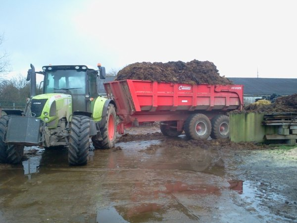 arion 640 et chevance 16 t