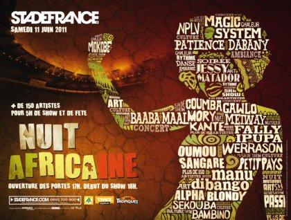 La musique africaine que j'aime écouté!