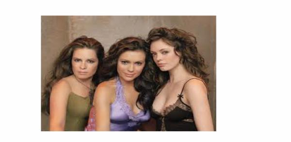 Les trois soeurs ♥