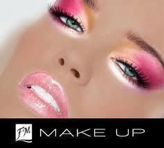 notre gamme de maquillage Federico Mahora (essayer c'est l'adopter)