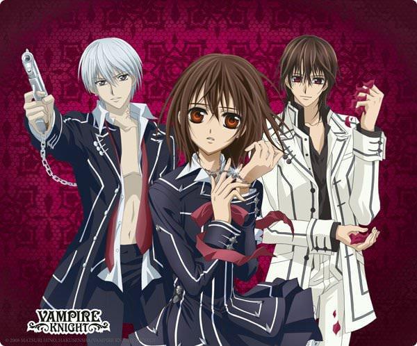 ♥ Vampire knight ♥