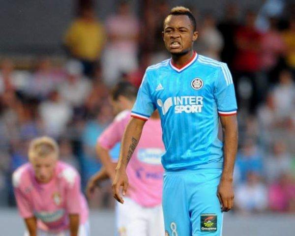 Marseille veut vendre J.Ayew pour relancer Alessandrini (Rennes) ou Thauvin (Lille) ?