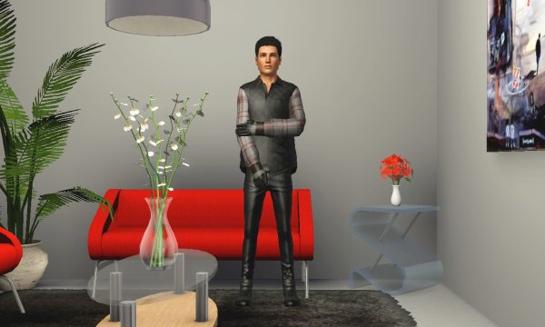 # Sims ♦ Anthony Spears.