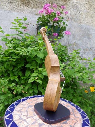 Violon vrillé