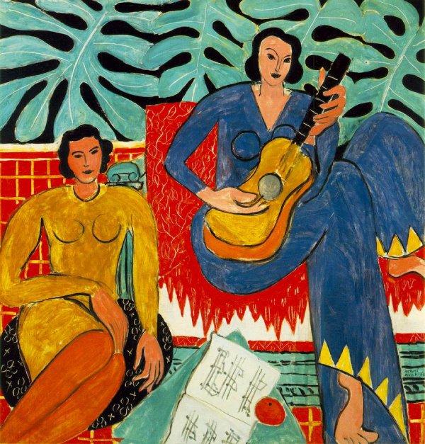 L'art, la peinture, la musique, la culture ne sont pas des marchandises